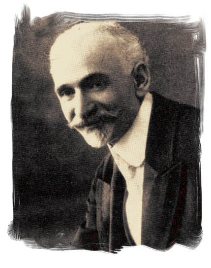 portrait of Hovanness Toomanian